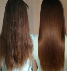 Нанопластика волос от ФЛОРАКТИВ