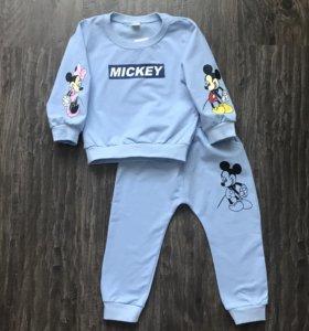 Костюм MICKEY для мальчиков и девочек