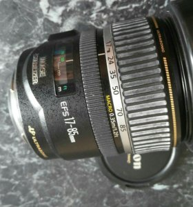 canon 17-85 IS usm