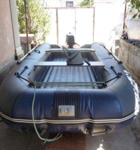 """Надувная лодка """"GROUPER- 400"""""""