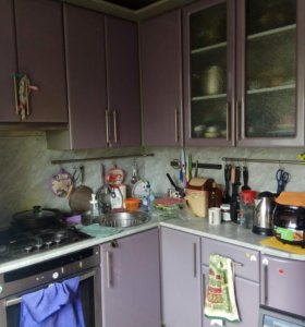 Кухня б/у с техникой