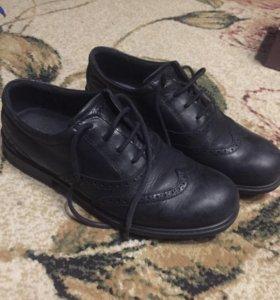Туфли мужские кожаные Ecco