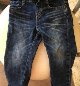 Продаю джинсовые брюки