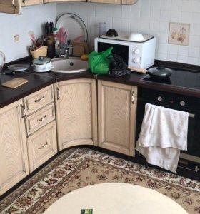 Нижняя часть кухни