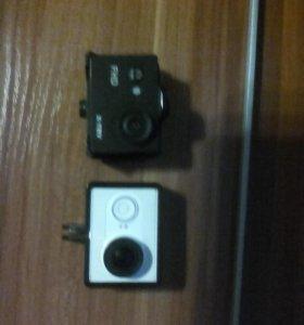 Продаю по отдельности Экшн-камеры : Xiaоmi , x-try