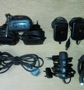 Зарядки для NOKIA,ALCATEL,Sony Ericsson,SAMSUNG,LG