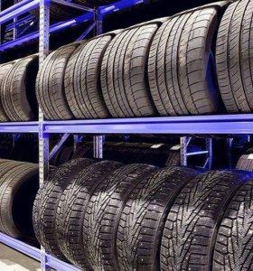 Хранение колес и дисков