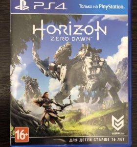 Игра Horizon Zero Dawn для Sony PS4