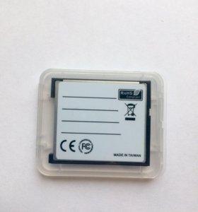 Адаптер переходник карты памяти SD на CF