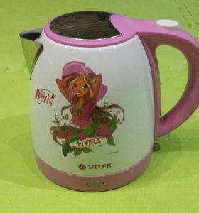 Электрочайник Vitek WX-1001 FL
