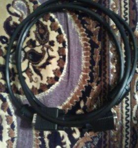 кабель svga - svga 2м.