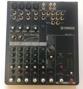 Микшерный пульт Yamaha