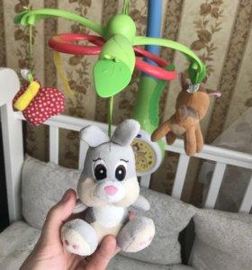 Детский мобиль Chicco для кроватки Бэмби