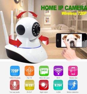 Камера Wifi HD 720 P беспроводная