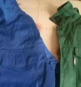 Куртки спецовка новая 50 рр