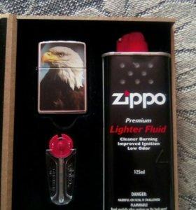 Набор с зажигалкой zippo