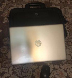 Продам ноутбук HP 17-bs104ur