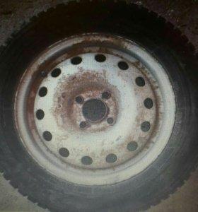 Колёса Dunlop