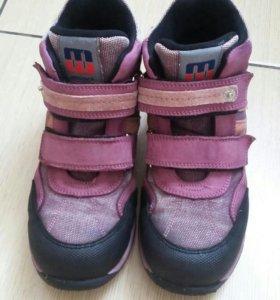Демисезонные ботиночки 32р. Минимен