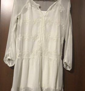 Платье двойка Zara