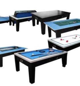 Игровой стол много функциональный Dybior Mistral