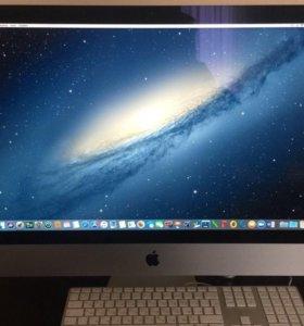 Apple iMac 27 (late 2012)