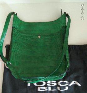 Сумка Tosca Blu зеленая