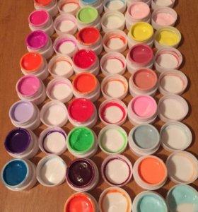 Гель краски