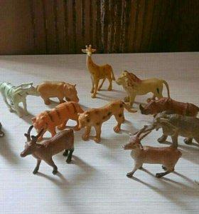 Набор животных для игры