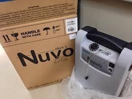 Кислородный концентратор Mark 5 nuvo lite, USA