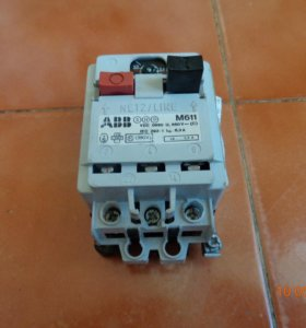 Автомат защиты двигателей М 611 ABB (Швейцария)