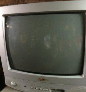 Телевизор LG,d.37. см.