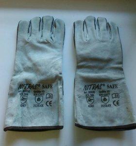 Перчатки  для сворщика