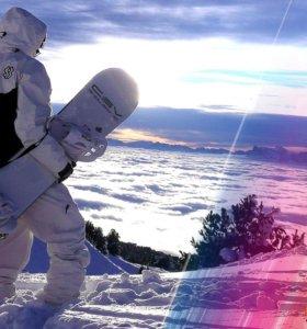 прокат сноубордов горных лыж коньков