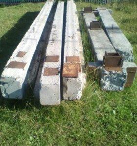 Фундамент блоки
