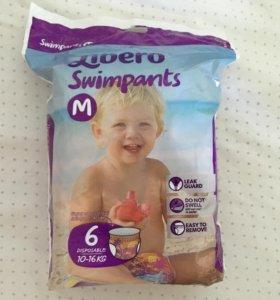 Детские одноразовые трусики для купания.