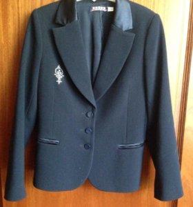 Школьная форма пиджак для девочки Маленькая Леди