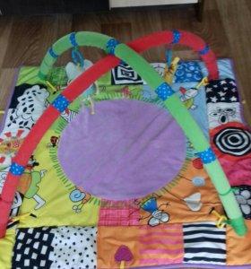 Развивающий игровой коврик