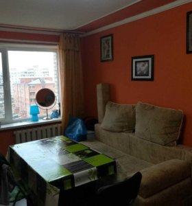 Квартира, 2 комнаты, 34.5 м²