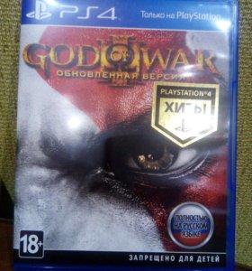GOD OF WAR III обновлёная версия