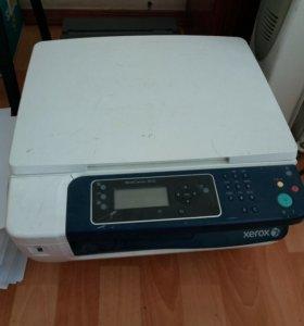 Принтер мфу XEROX 3045