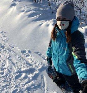 костюмы сноубордистки