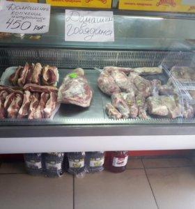 Холодильник витриный торг