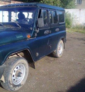 УАЗ Hunter, 2006