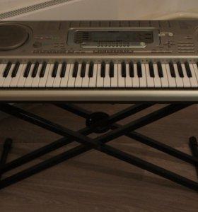 Синтезатор 76 клавиш wk-3300