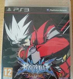 👨‍💻BlazBlue Continuum Shift Extend PS3