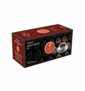 Чай Julius Meinl Ассам, черный, 25 пакетов