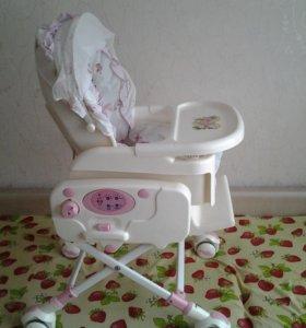 Кресло-качалка-стул для кормления МИЛАЯ ТАЯ