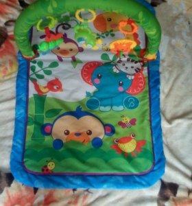 Игровой коврик для ребёнка