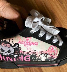 Оригинальные кроссовки Heelys